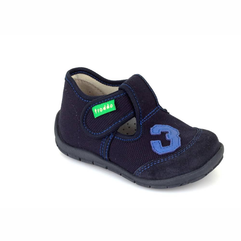 Тапочки для мальчика Froddo G1700153-1/Blue