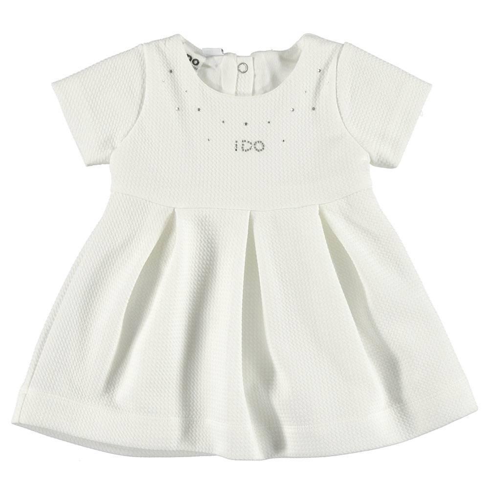 Платье для девочки iDO с трусами летнее нарядное 4.S110.00/0112