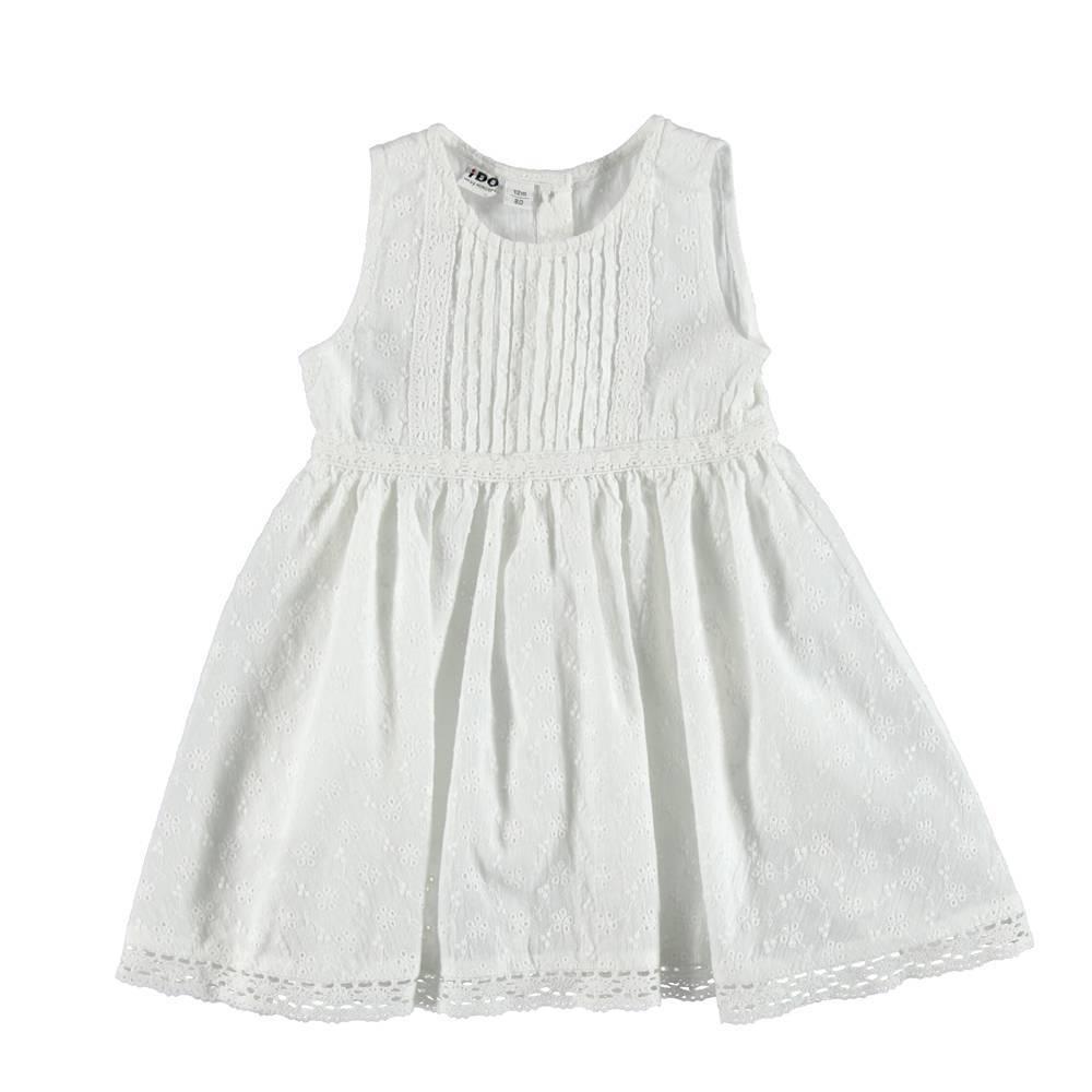 Платье для девочки iDO летнее хлопок 4.S755.00/0113
