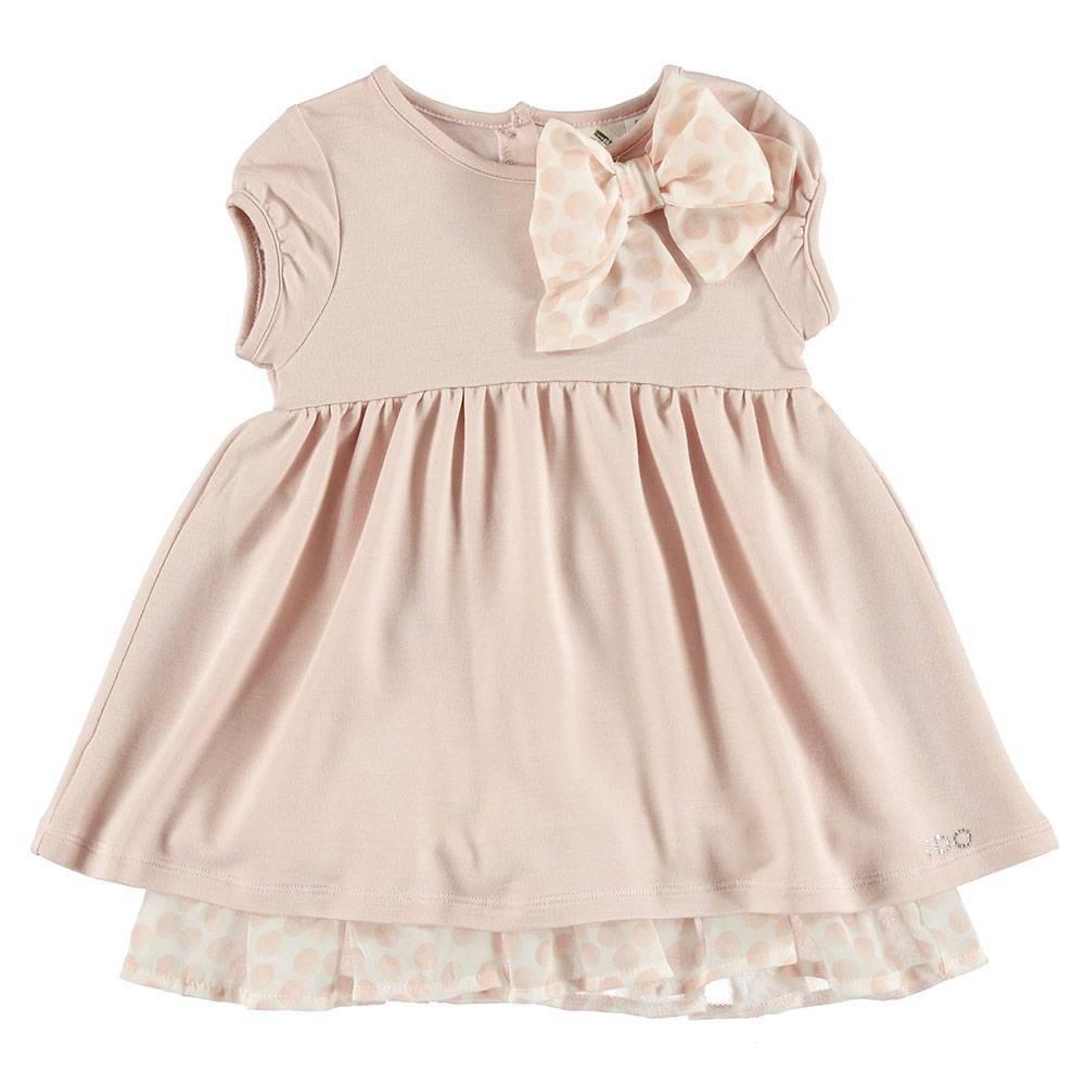 Платье для девочки iDO летнее короткий рукав 4.S335.00/2617
