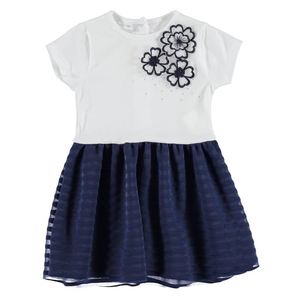 Платье для девочки iDO летнее хлопок 4.S771.00/8216