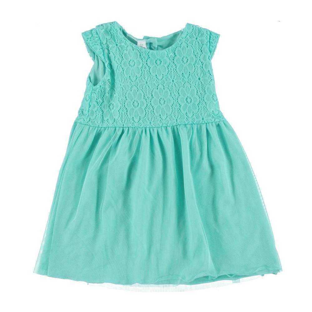 Платье для девочки iDO летнее 4.S774.00/4411
