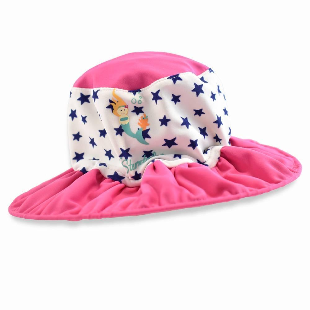 Панамка для девочки «STERNTALER розовый 2501684/745