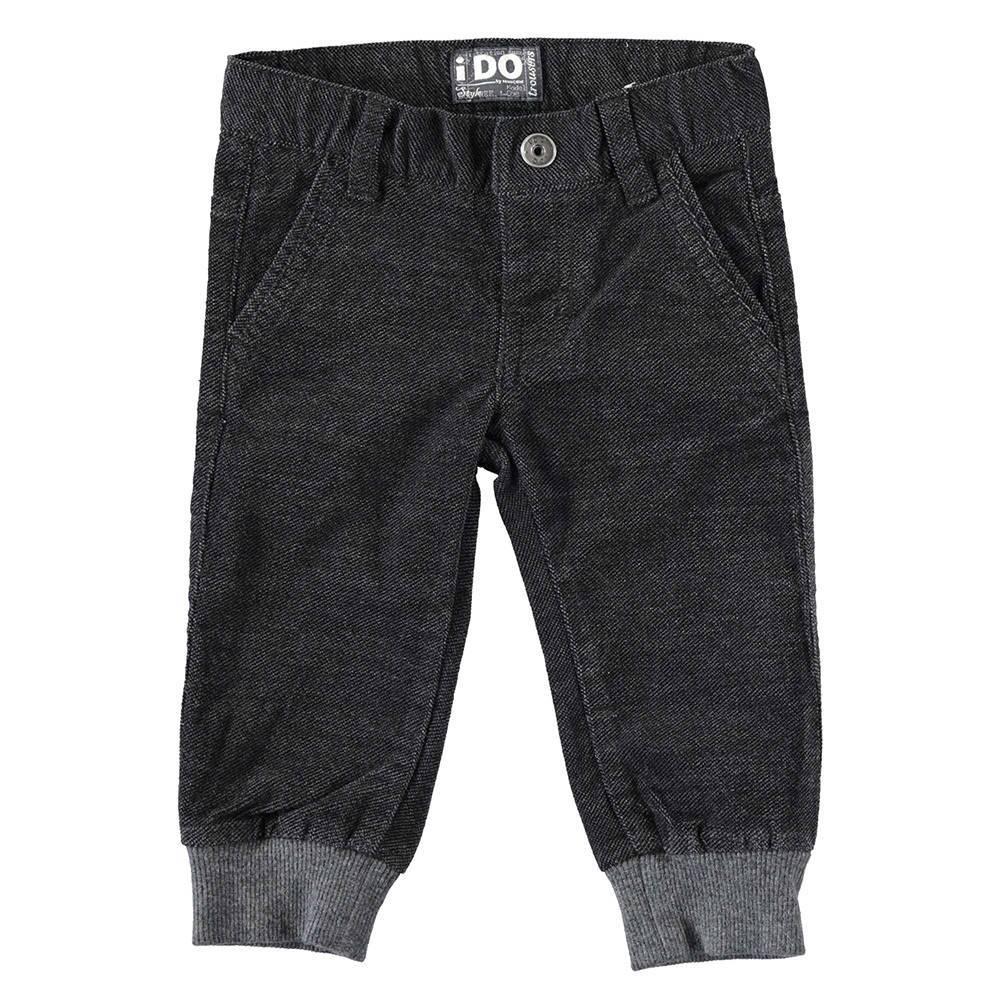 Штаны для мальчика iDO на подкладке 4.T550.00