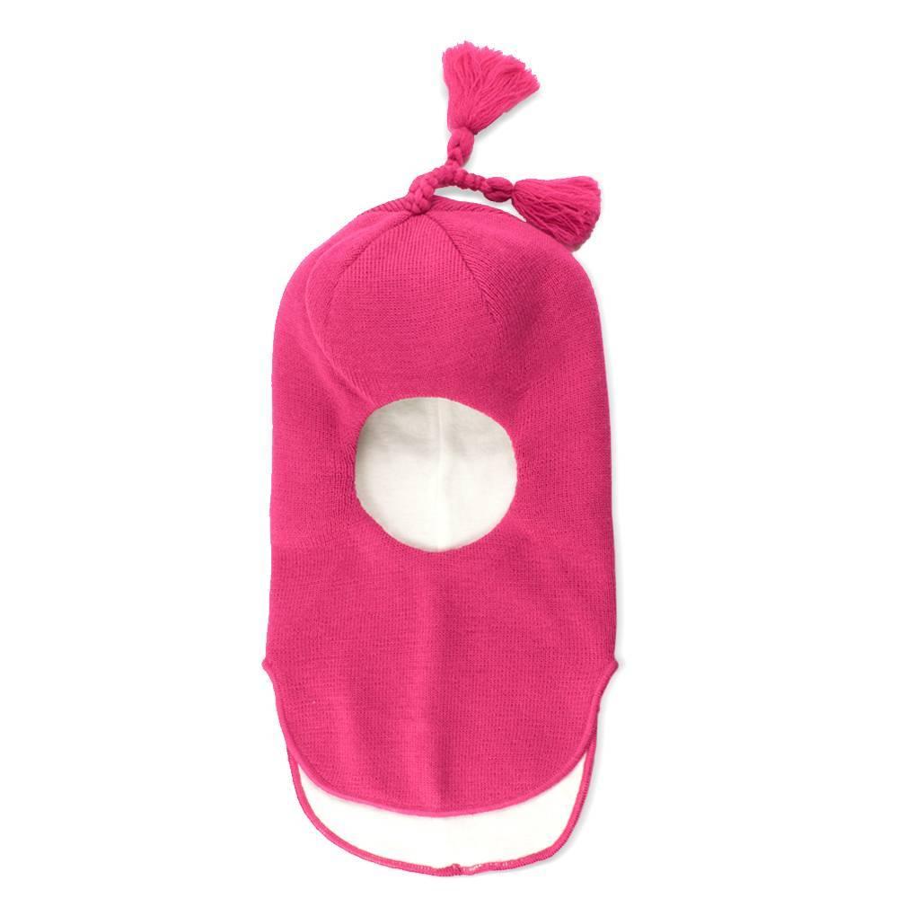 Шапка для девочки LENNE зимняя шерстяная вязаная MAC
