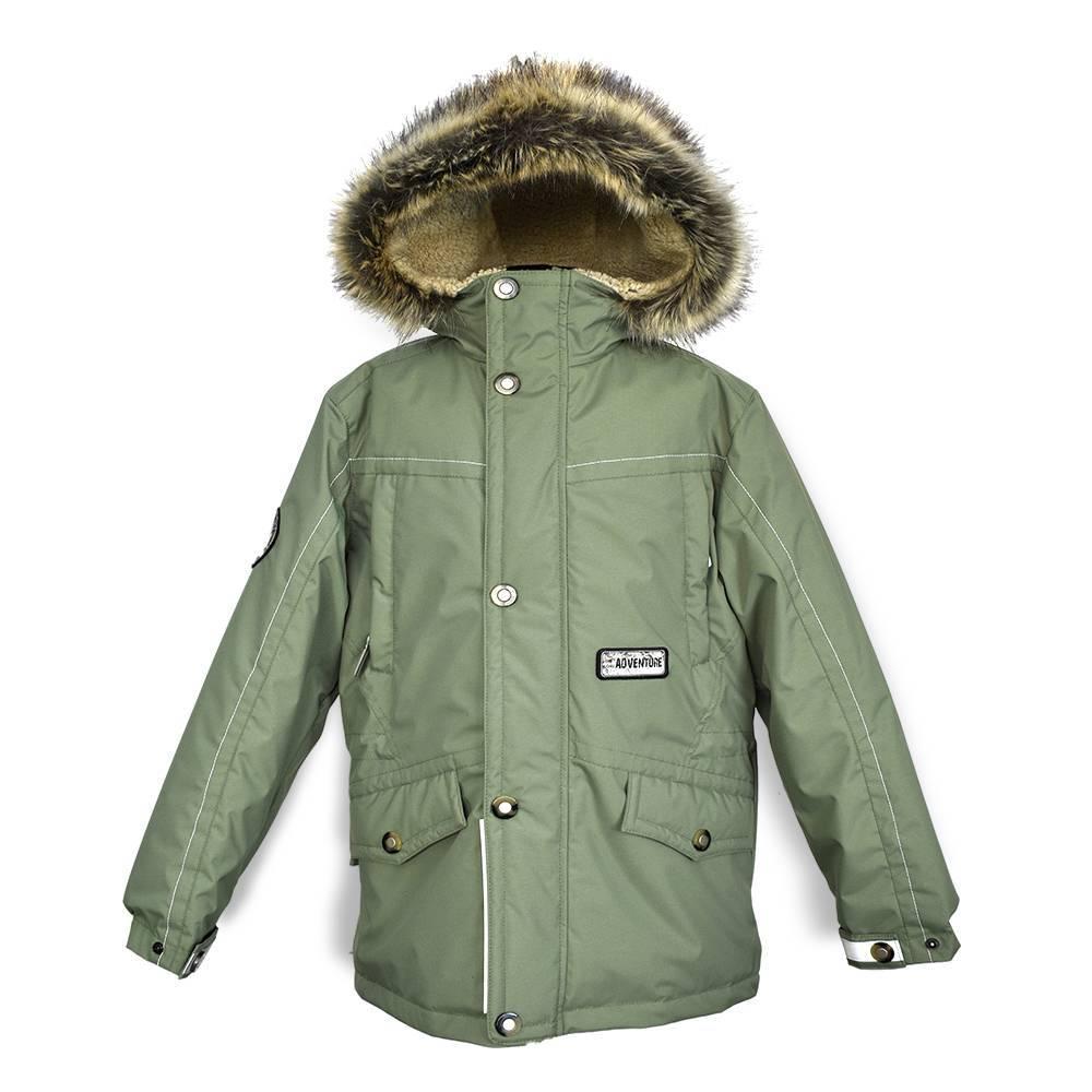 Куртка зимняя для мальчика LENNE REX