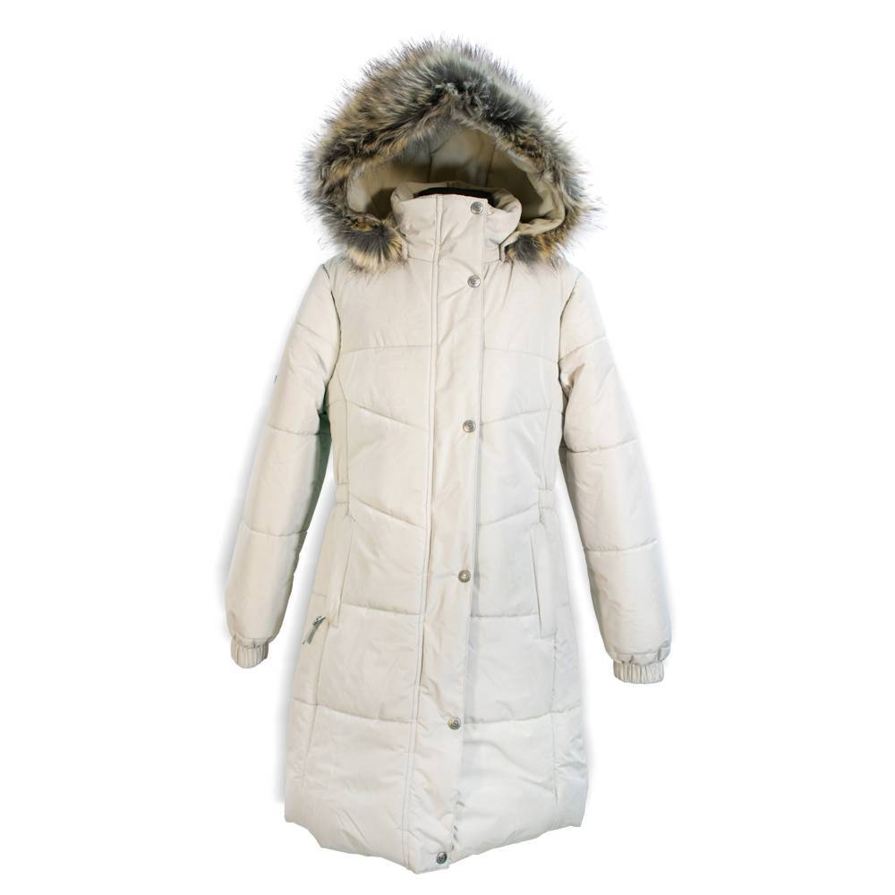 Пальто для девочки LENNE зимняя капюшон ISABEL 17365/5051