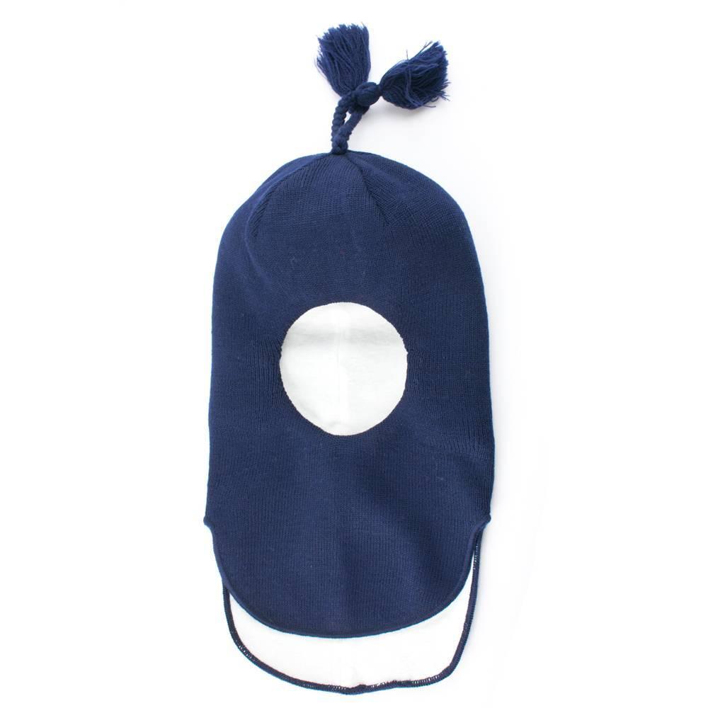 Шапка шлем для мальчика LENNE зимняя вязаная MAC
