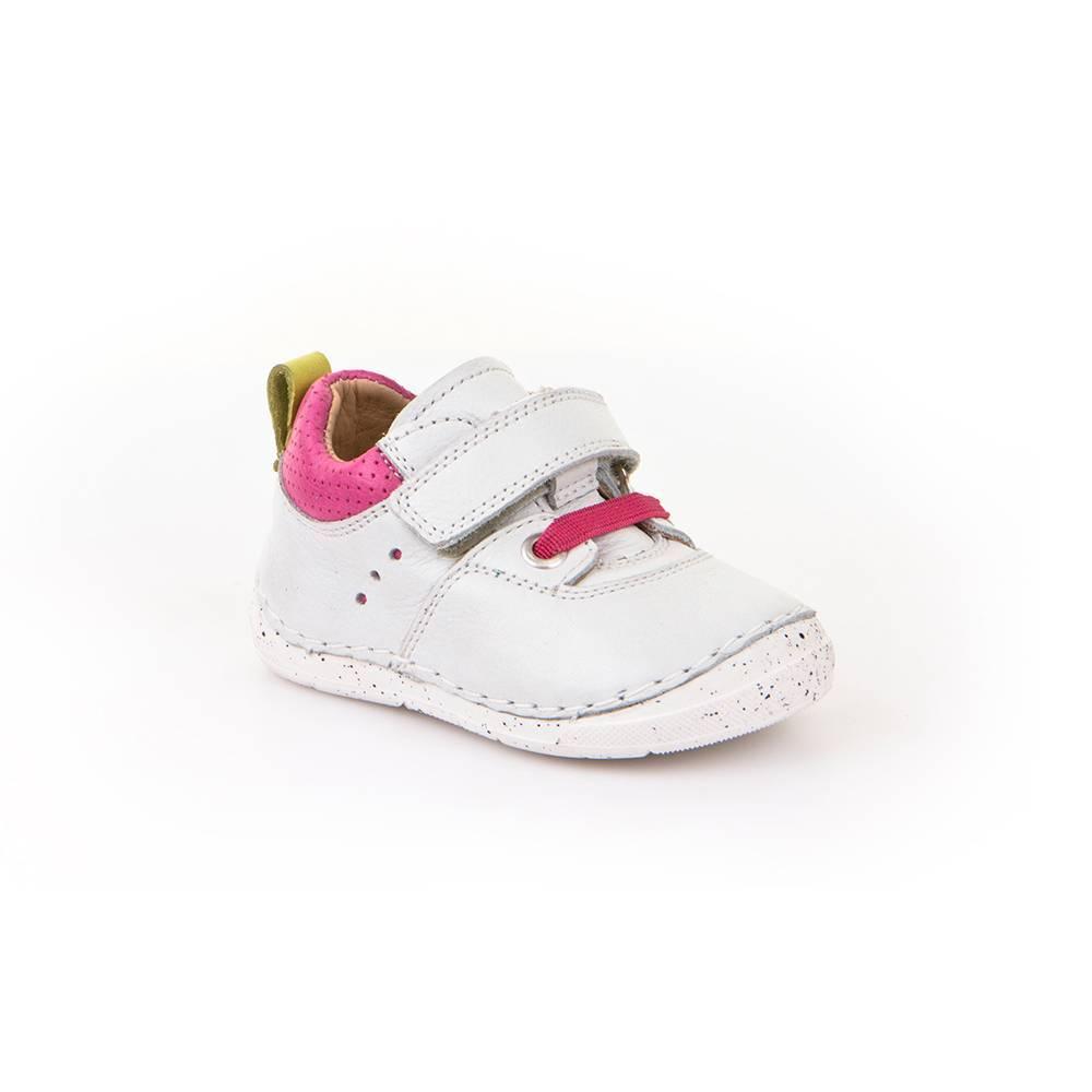 Кроссовки для девочки Froddo натуральная кожа на липучке G2130133-6