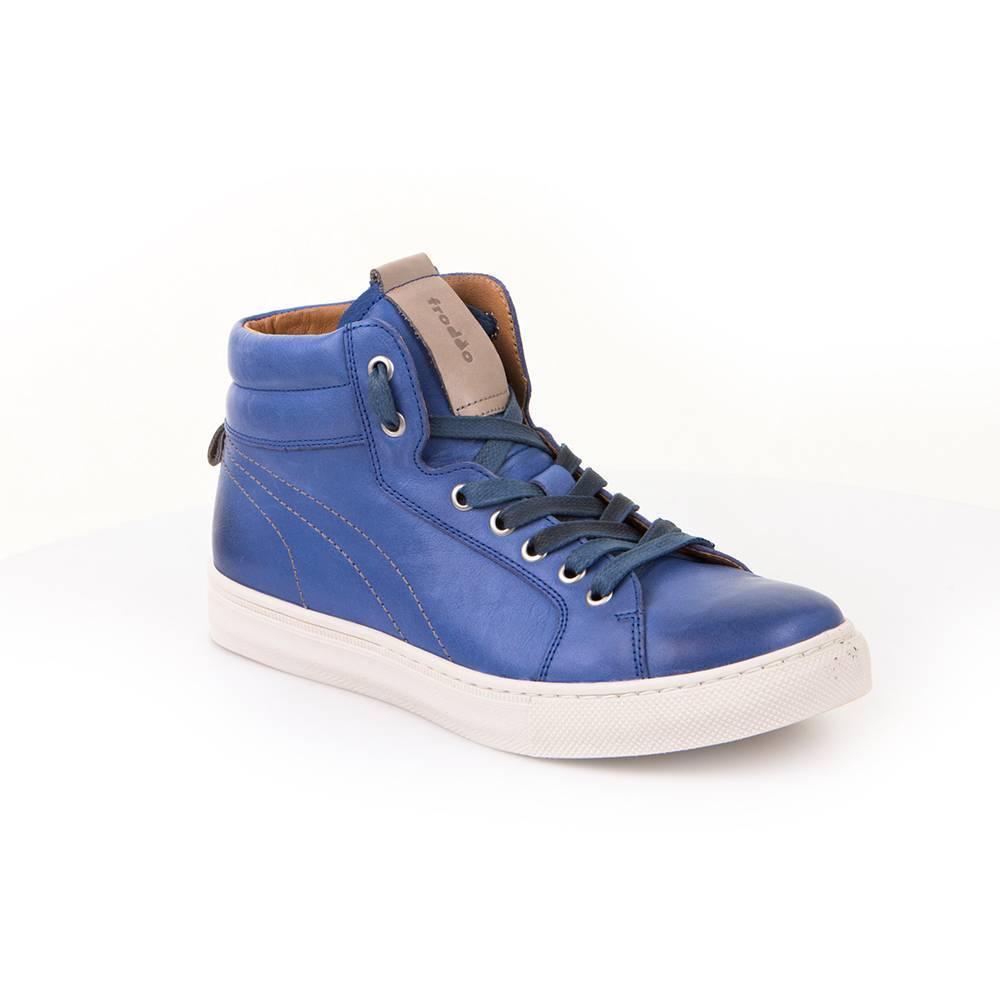 Ботинки для мальчика Froddo натуральная кожа на шнурках G3110096