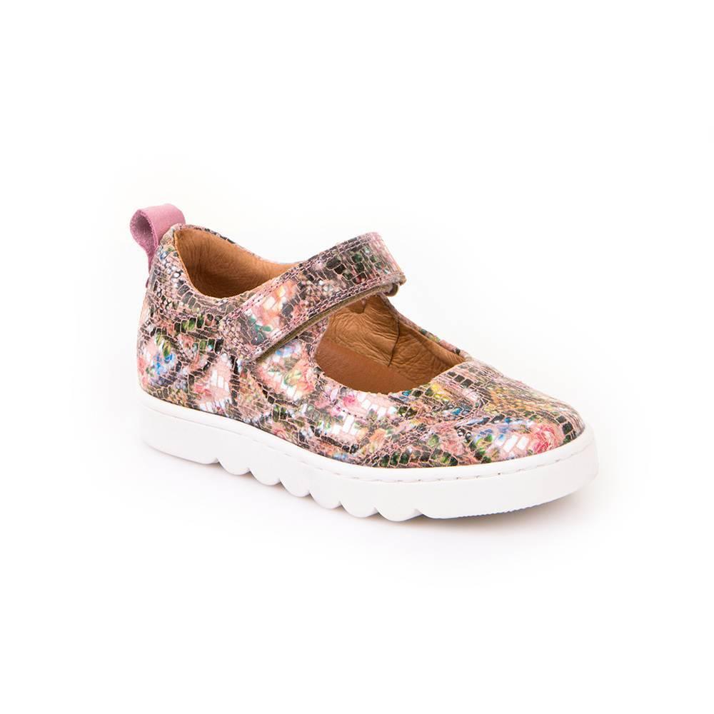 Туфли для девочки Froddo демисезонные на ремешке G3140072