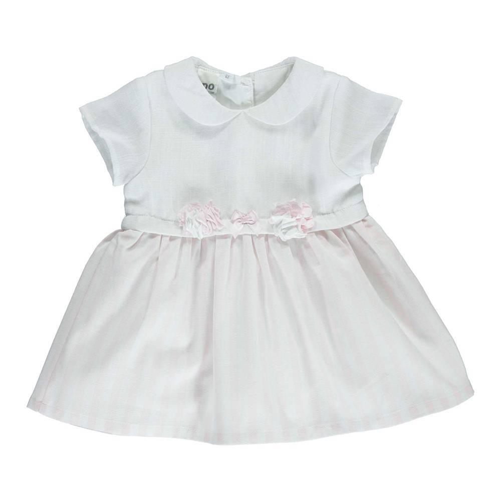 Платье для девочки iDO нарядное летнее на подкладке 4.U130.00/8002