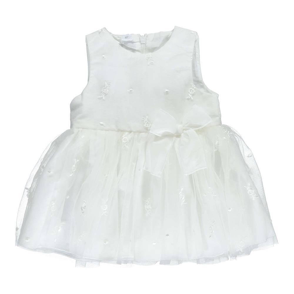 Платье для девочки iDO летнее нарядное на подкладке 4.U133.00/0112