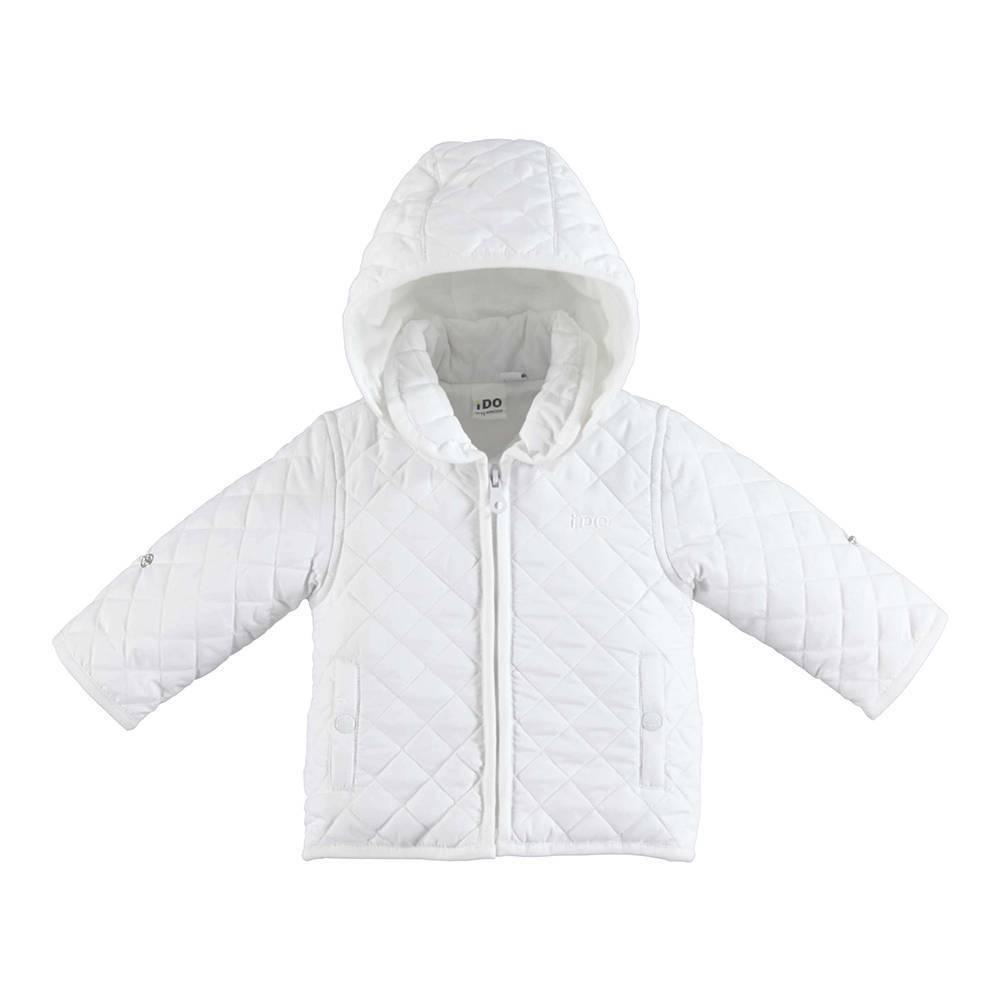 Куртка детская iDO демисезонная стеганая с капюшоном 4.U147