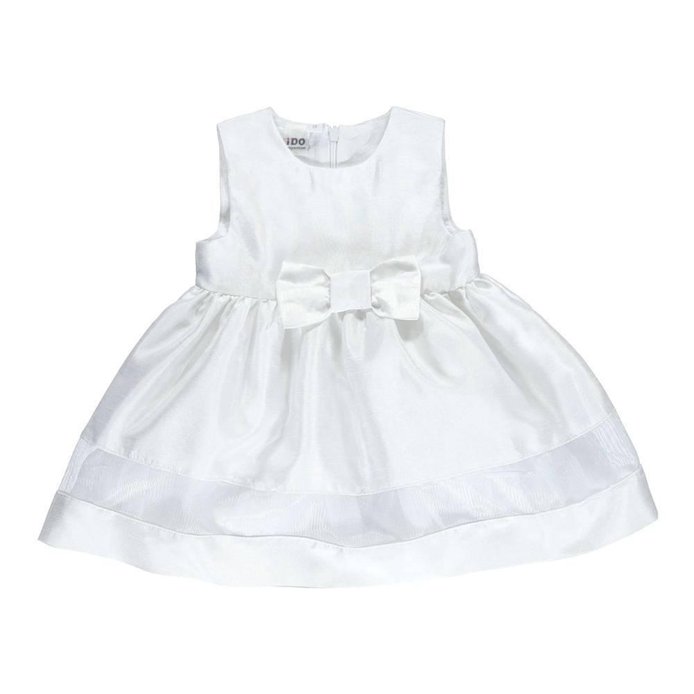 Платье для девочки iDO летнее нарядное на подкладке 4.U333.00/0113