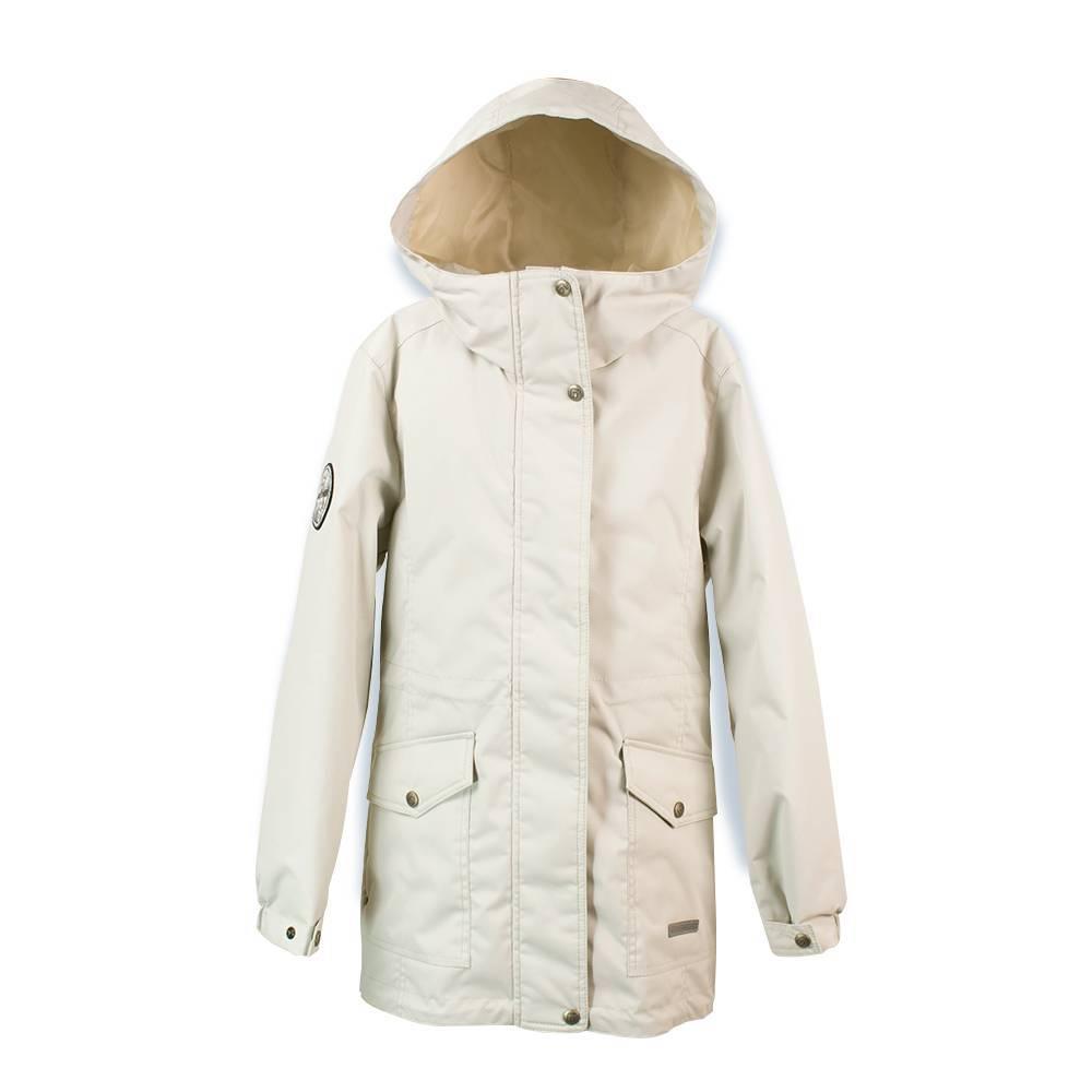 Парка для девочки LENNE демисезонная с капюшоном JOY 18264/107
