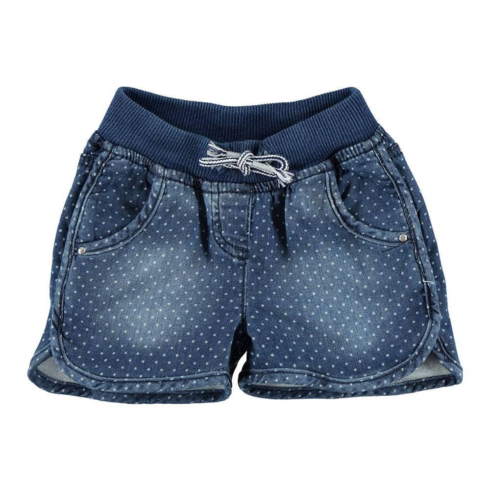 Шорты для девочки iDO джинсовые 4.U784.00/6CC4