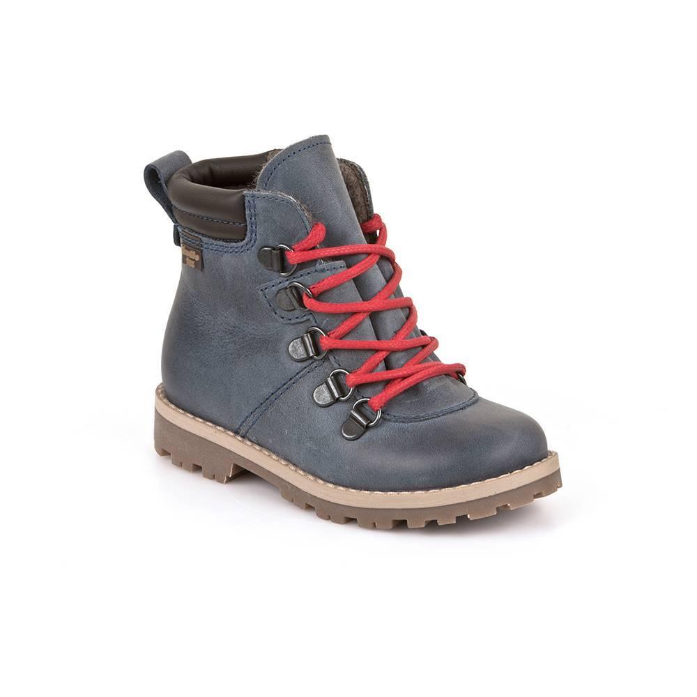 Ботинки для мальчика Froddo демисезонные кожанные FRODDO TEX G3110115m