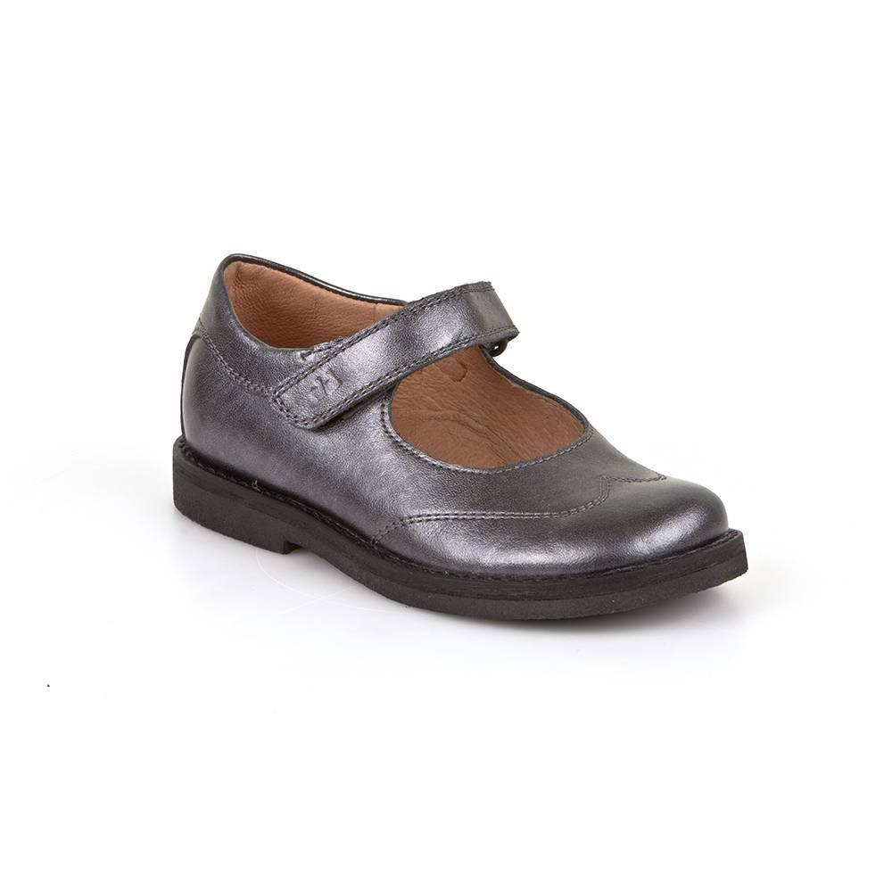 Туфли для девочки Froddo натуральная кожа на липучках G3140079