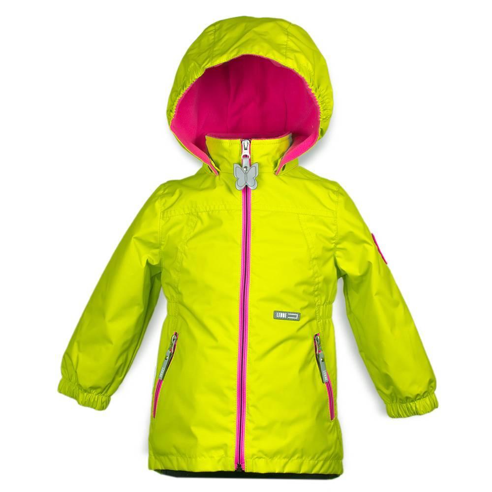 Куртка демисезонная с капюшоном для девочки FLEUR LENNE 18226/108