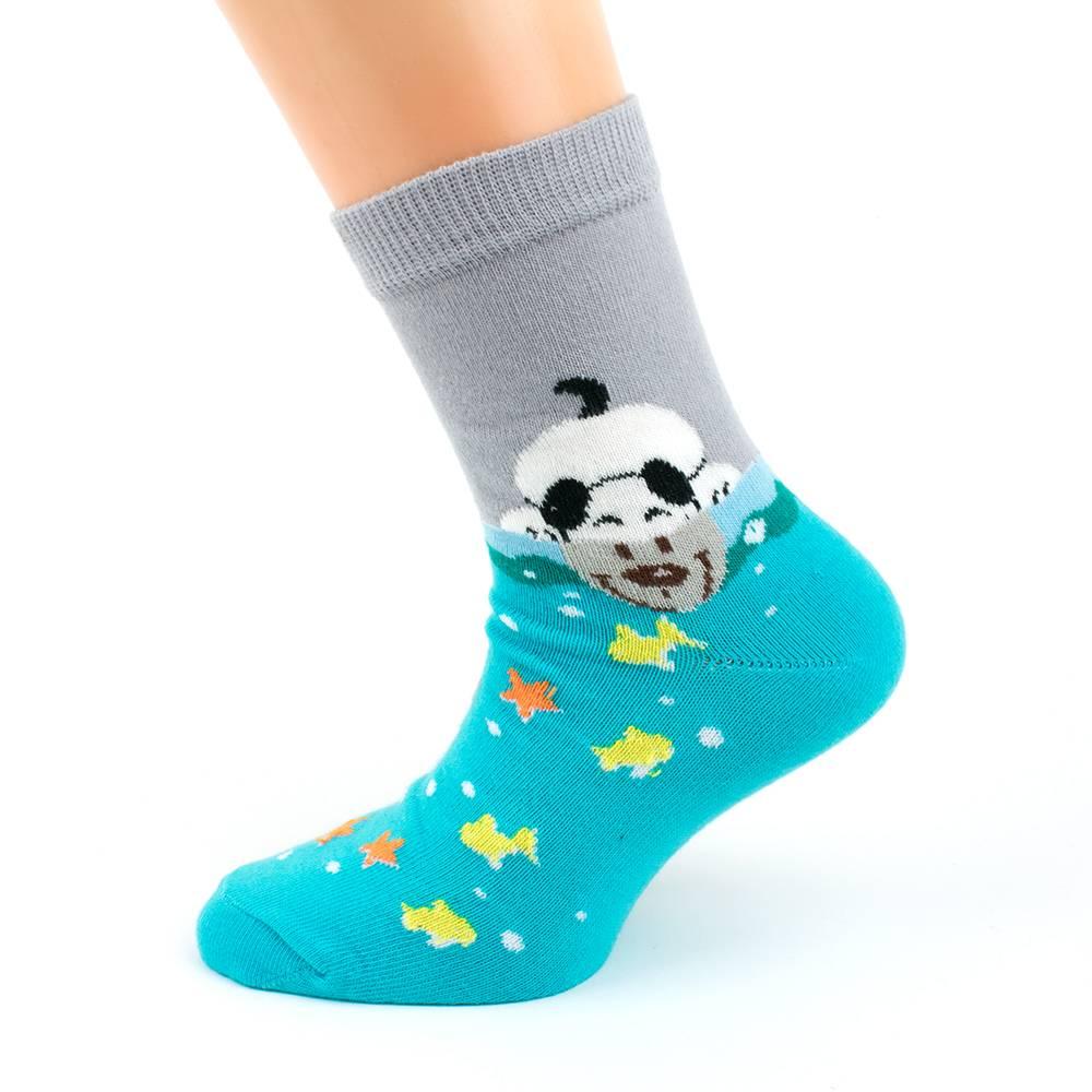 Носки для мальчика WERI Spezials трикотаж жаккард 1001-12