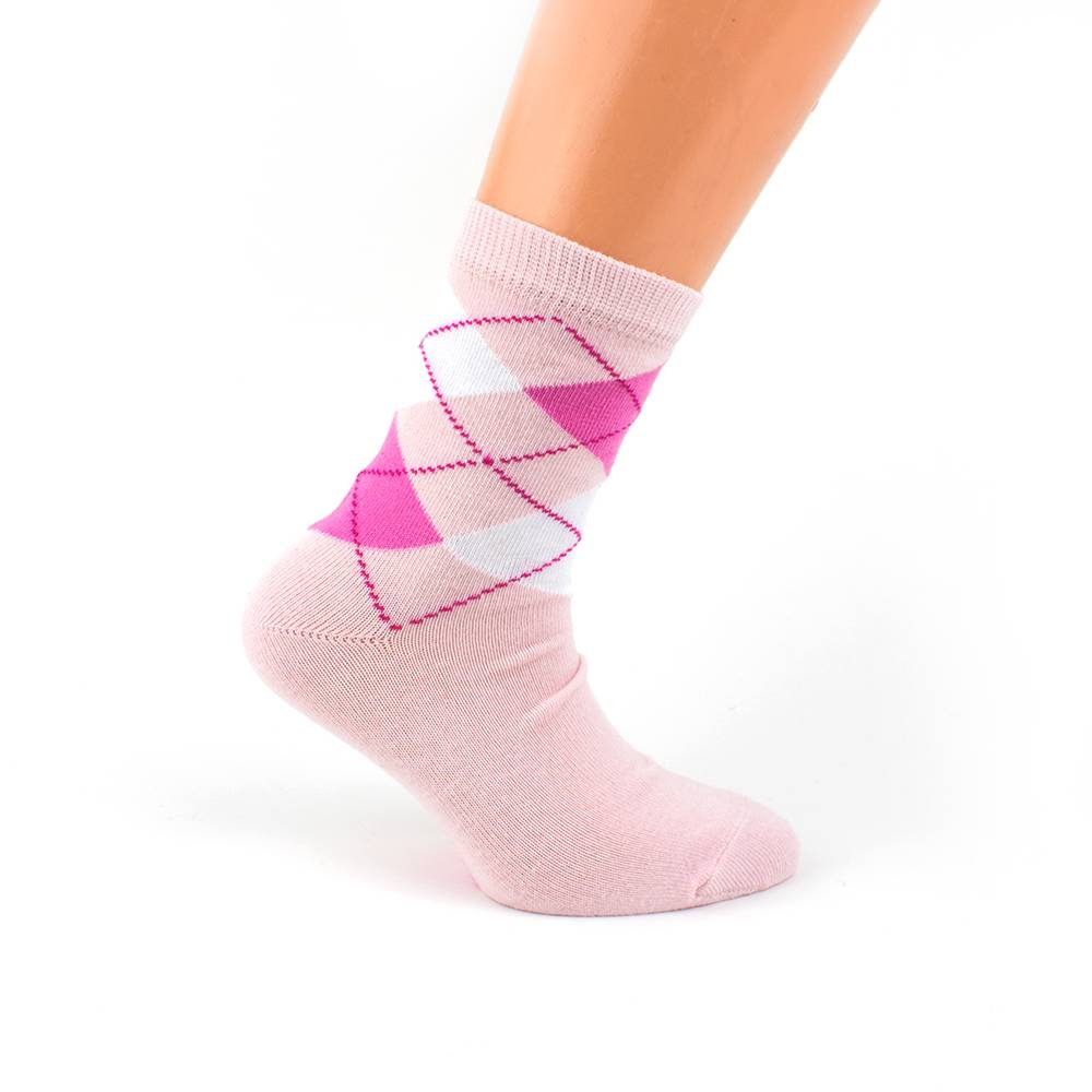 Носки для девочки WERI Spezials жаккард