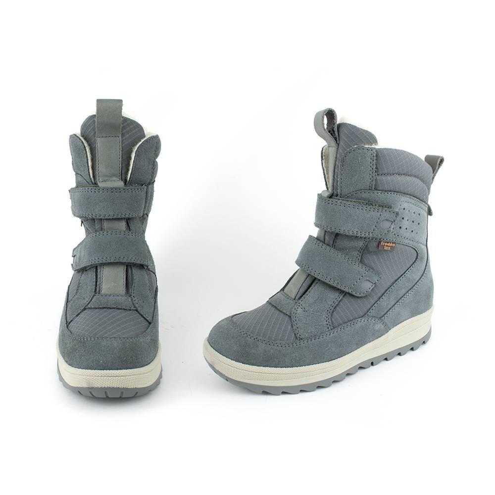 Сапоги для девочки Froddo зимние на липучки G3160094