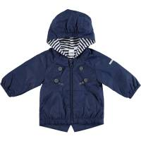 Куртка для мальчика iDO демисезонная с капюшоном 4.U048.00/3856