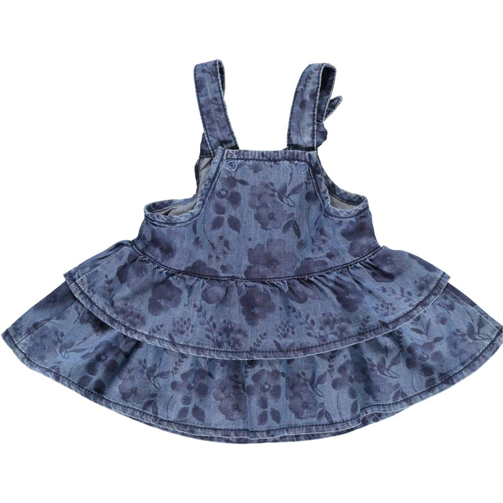 Платье для девочки (джинс) iDO
