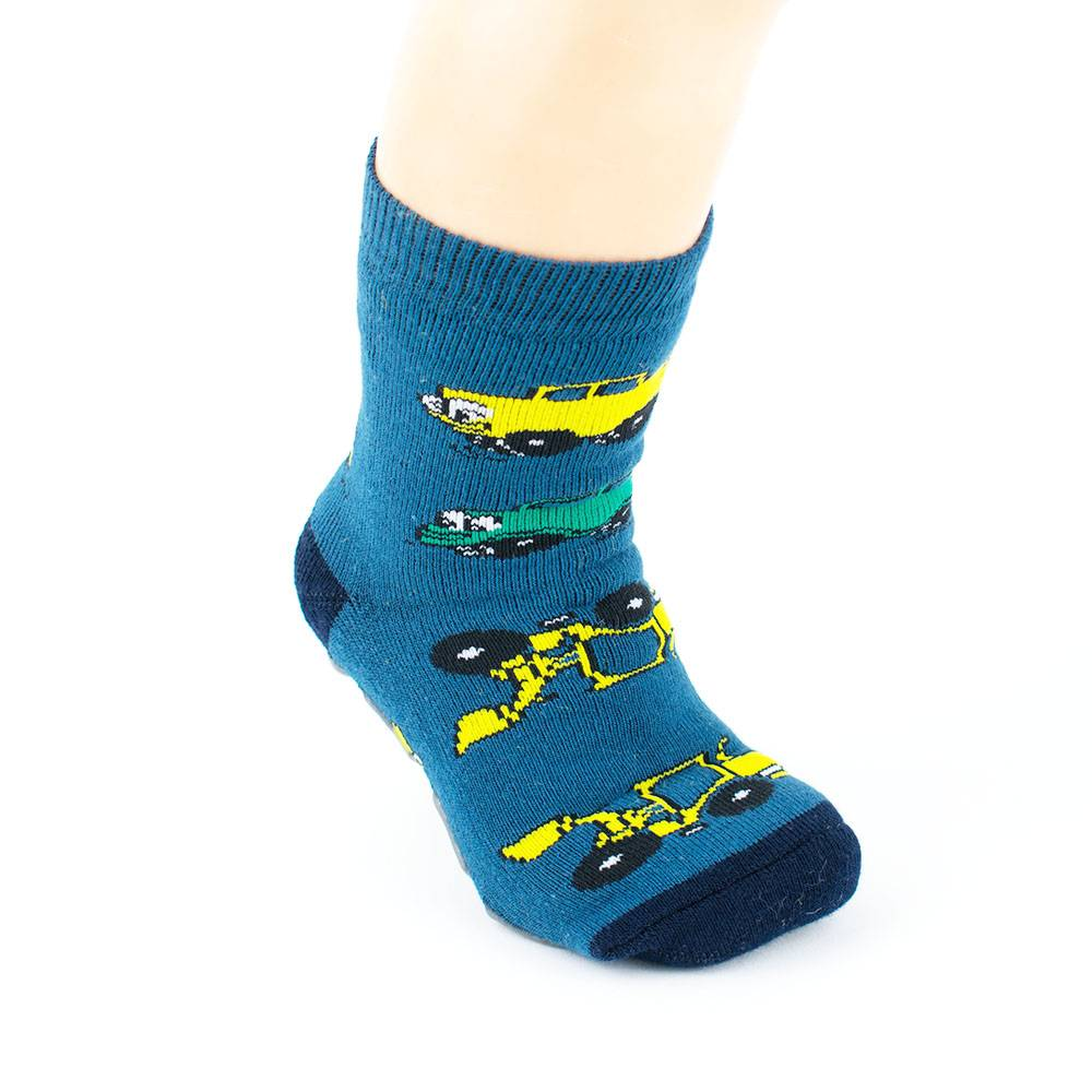 Носки для мальчика WERI Spezials махровые не скользящие 2011-