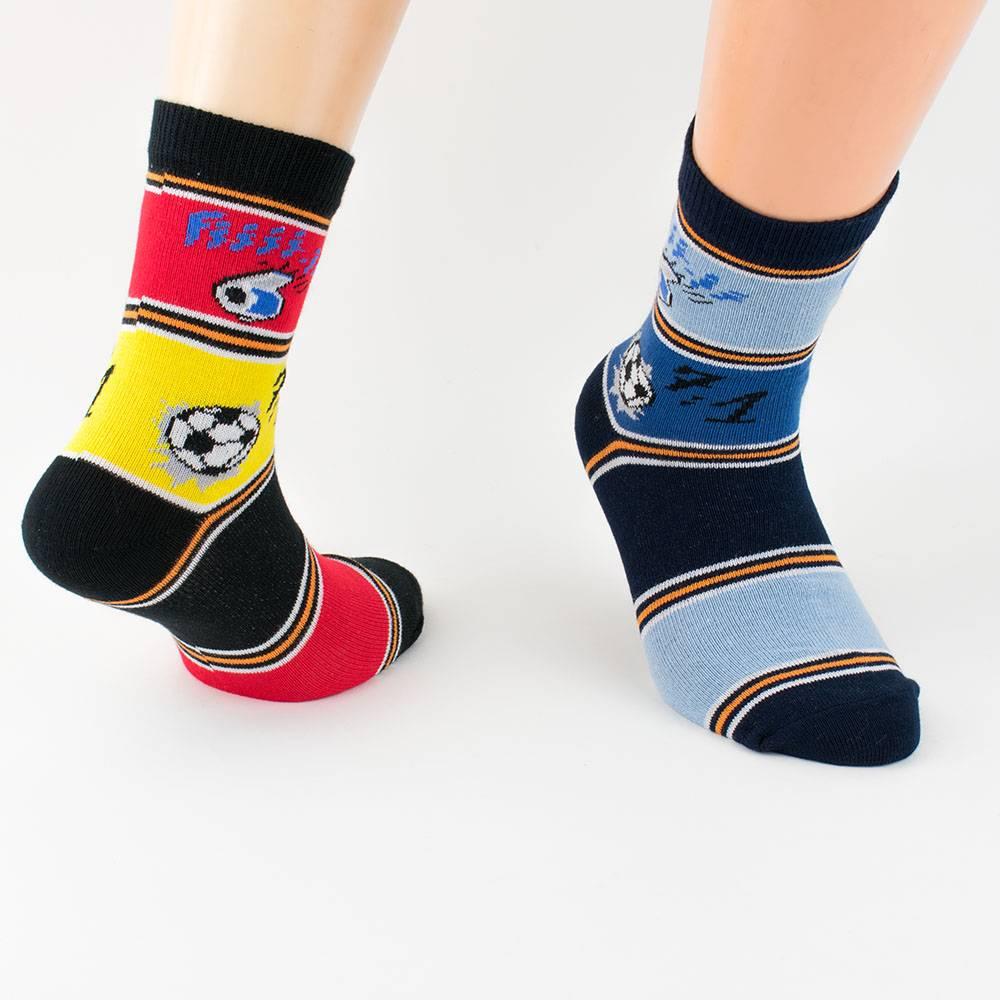 Носки для мальчика WERI Spezials 2 пары эластичные с рисунком 3051/3Ж