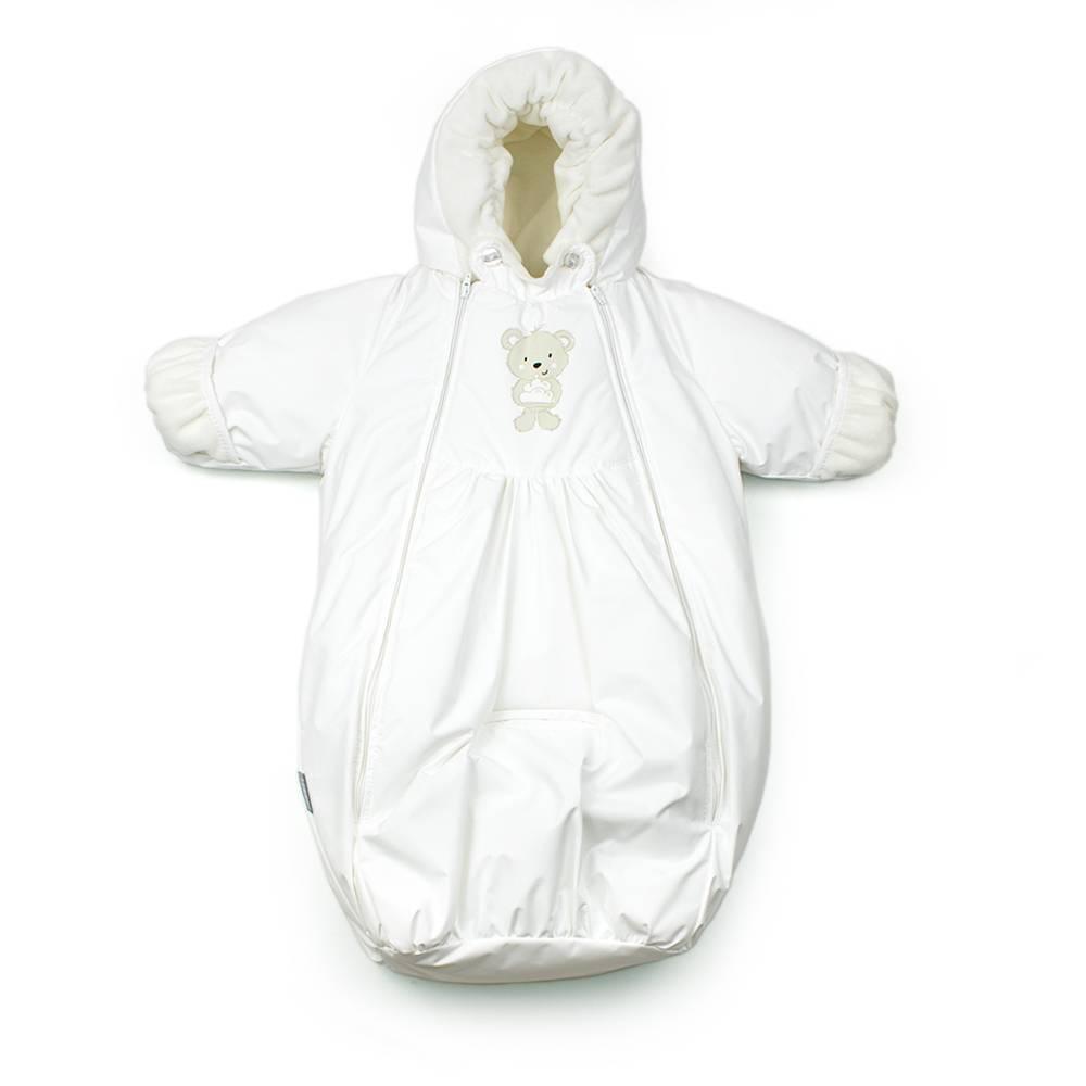 Комбинезон-сумка детская LENNE зимняя подкладка велюр BLISS