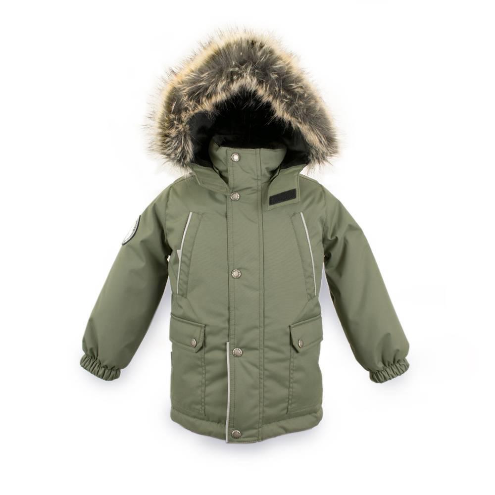 Парка для мальчика LENNE зимняя съемный капюшон ткань Aсtive PLUS STOPM
