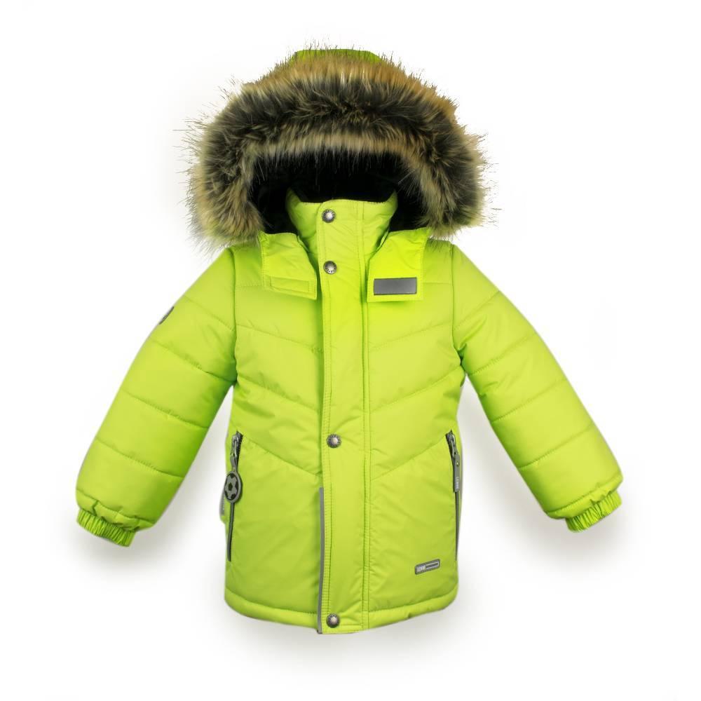 Куртка для мальчика LENNE зимняя съемный капюшон стеганная ткань Aсtive TIMMY