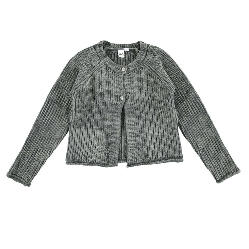 Свитер для девочки iDO подросток вязанный мягкая пряжа 4.V903.00/0519
