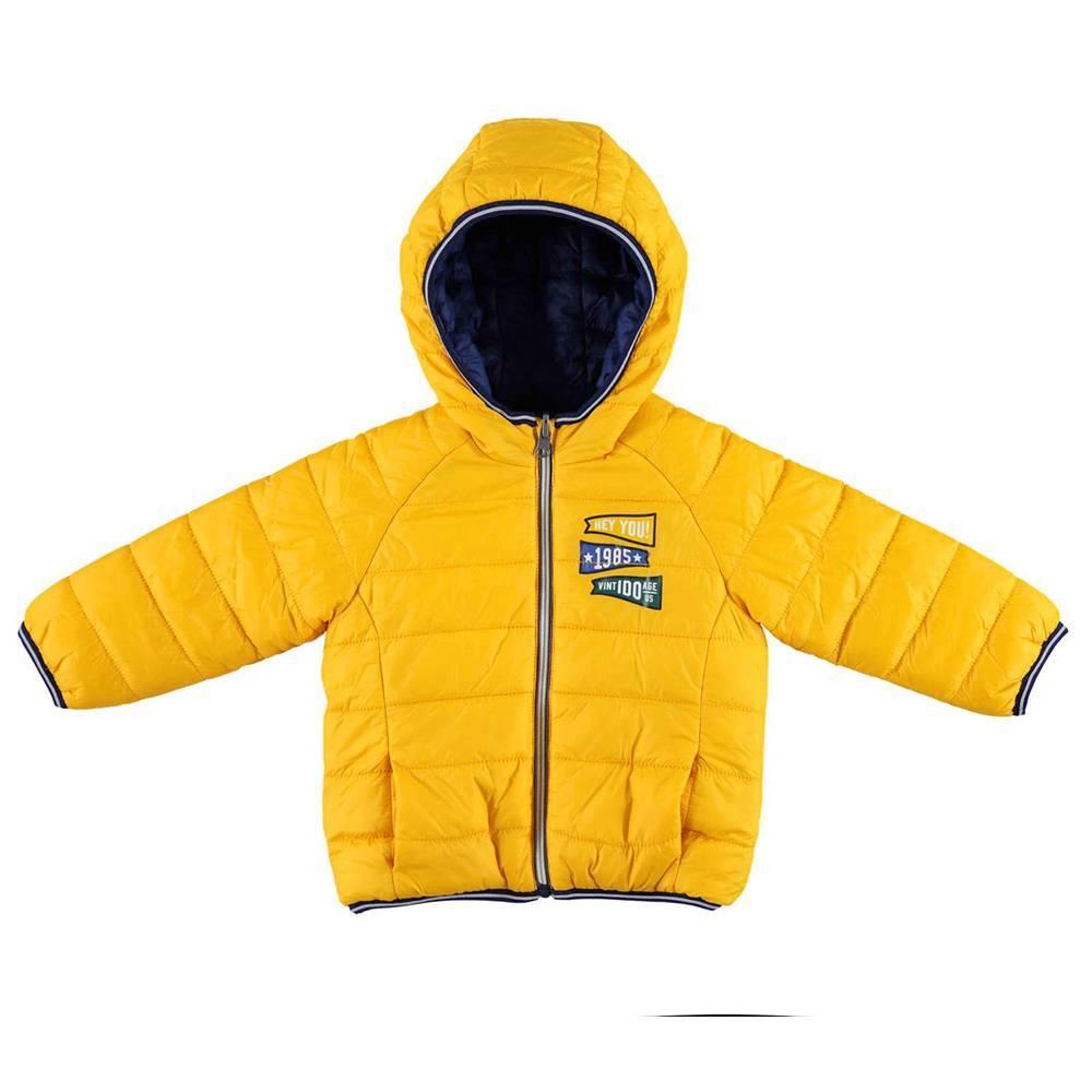 Куртка для мальчика iDO демисезонная двухсторонняя 4.V595.00/1615