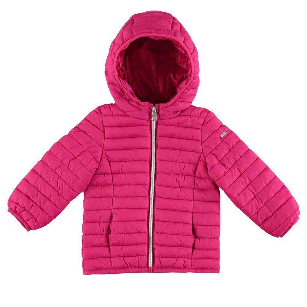 Куртка для девочки iDO демисезонное с капюшоном 4.V682.00/5830