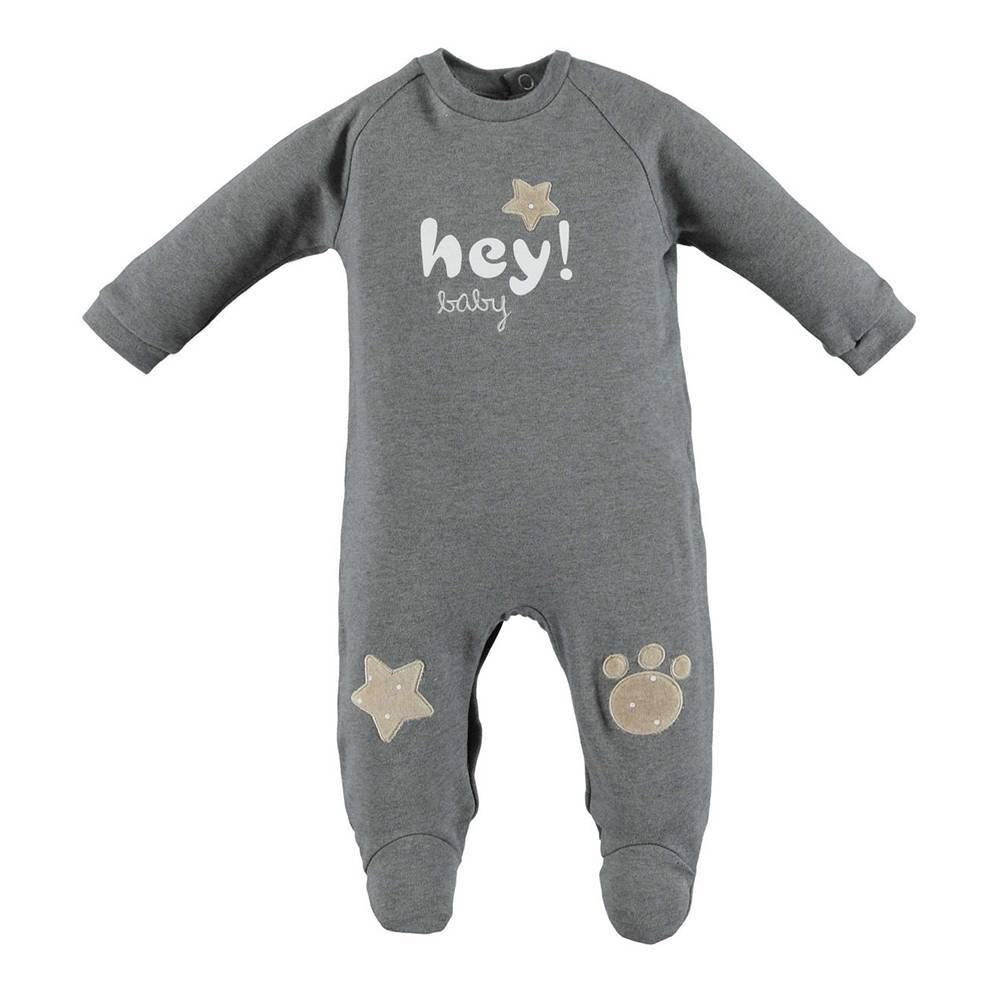 Человечек для новорожденного мальчика iDO хлопок трикотаж 4.V213