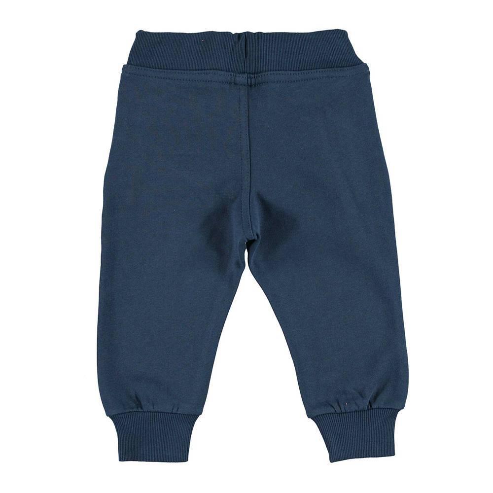 Штаны спортивные для мальчика iDO трикотажные хлопок 4.V359.00