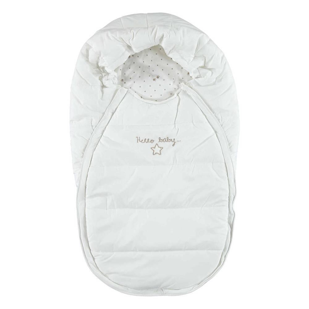 Спальный мешок детский iDO для новорожденного белый 4.V220.00/0112
