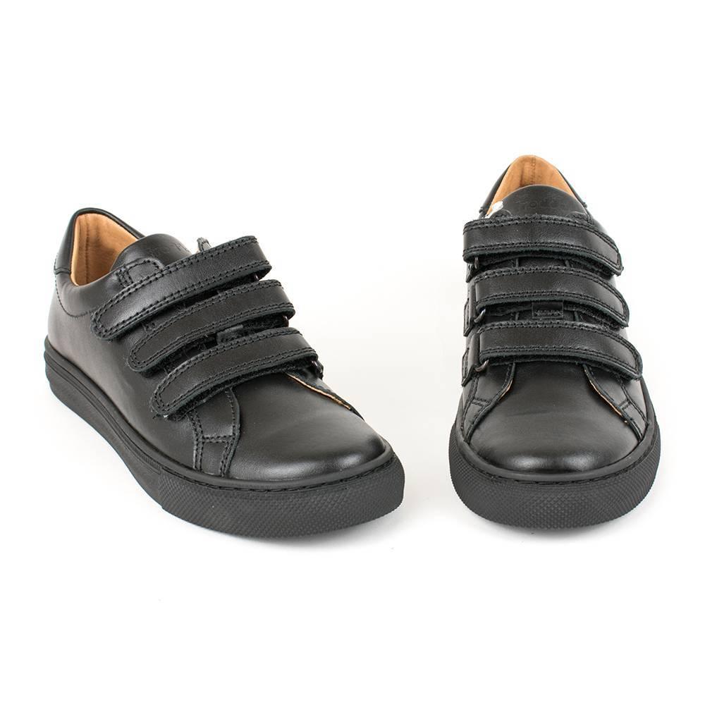 Туфли для мальчика Froddo демисезонные на липучках G4130054/Black