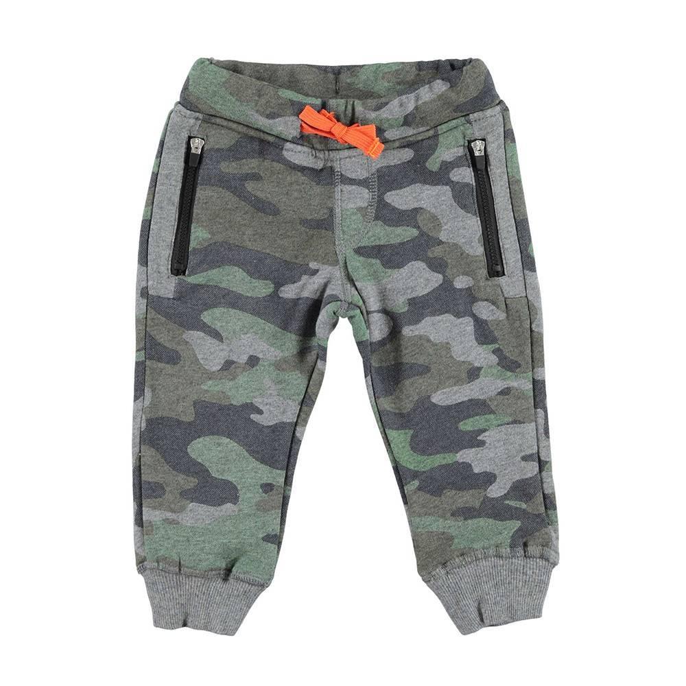 Штаны cпортивные для мальчика iDO трикотаж хлопок 4.V553.00/6EH6/