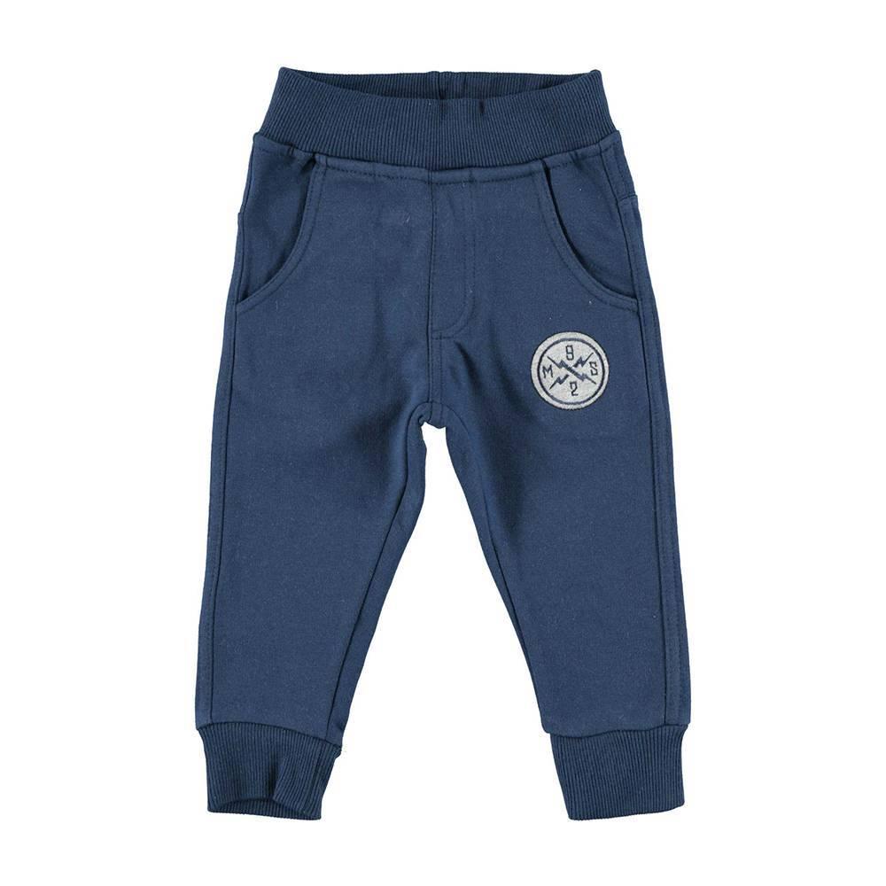 Штаны cпортивные для мальчика iDO трикотаж 4.V564.00/3856