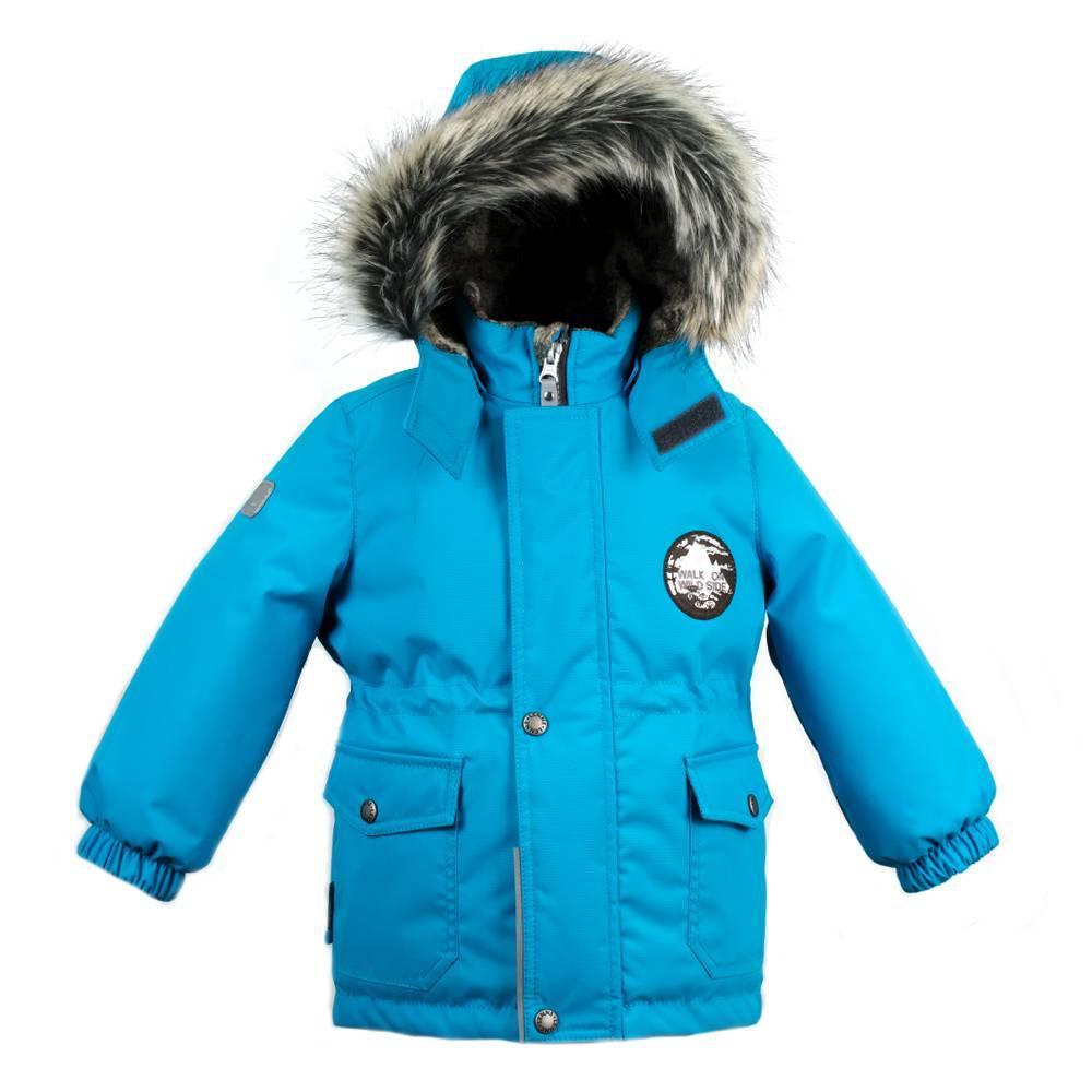 Куртка для мальчика LENNE зимняя капюшон и опушка съемные WALKER 18311