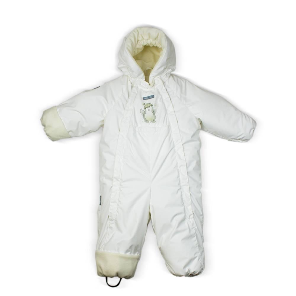 Комбинезон детский LENNE зимний новорожденним подкладка велюр BUNNY