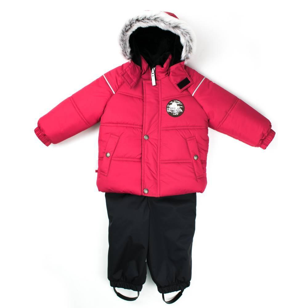 Комплект для мальчика LENNE зимний куртка полукомбинезон DAKO 18317