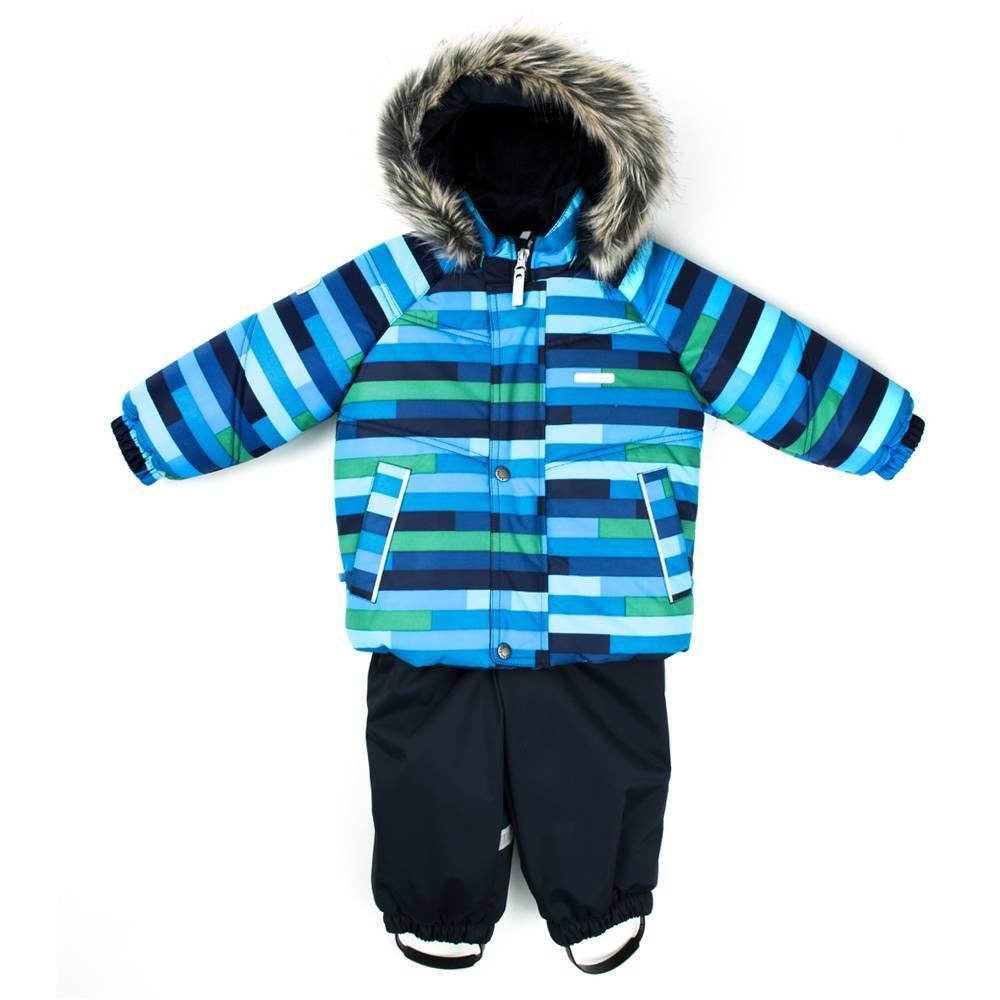 Комплект для мальчика LENNE зимний куртка полукомбинезон FRANK 18318/2299