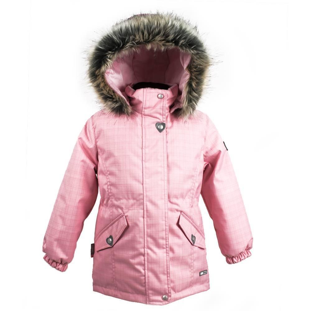 Парка  для девочкиLENNE зимняя съемный капюшон ткань Aсtive PLUS  MILLY