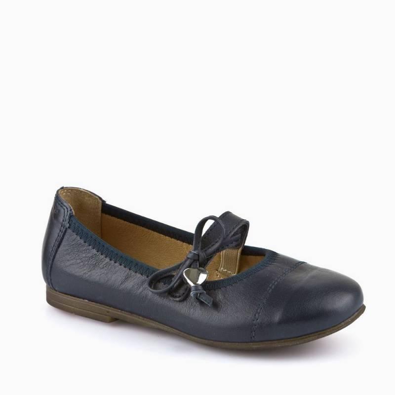 Кожаные туфли балетки Froddo для девочки   Магазины iDO Киев c646246fe18
