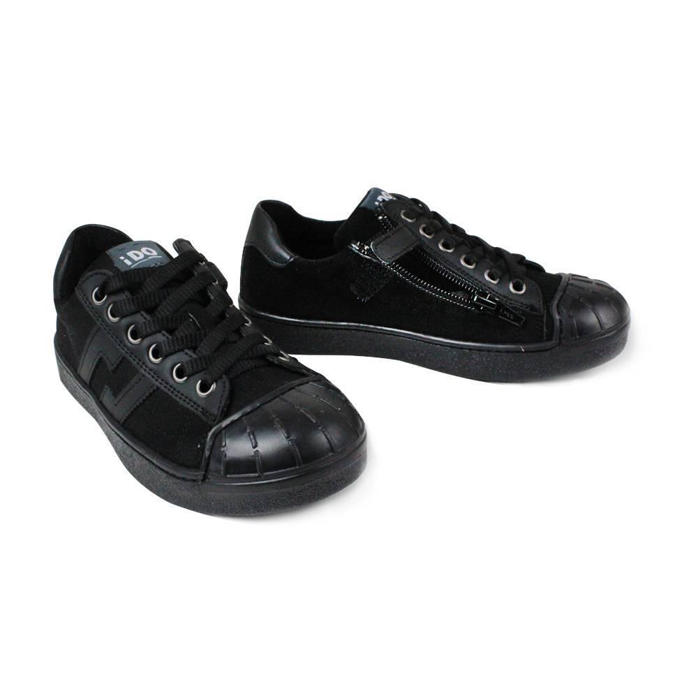 Кроссовки для мальчика IDO искусственная кожа шнурки 4.V048.00/0658